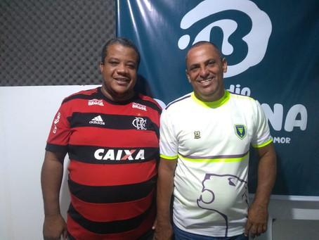 Mais um: Carlos é sorteado na Rádio Baiana