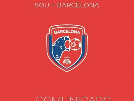 Barcelona FC busca autorização para construção do CT