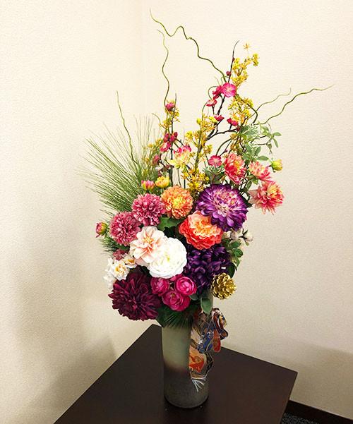 造花 レンタル 装飾 ディスプレイ