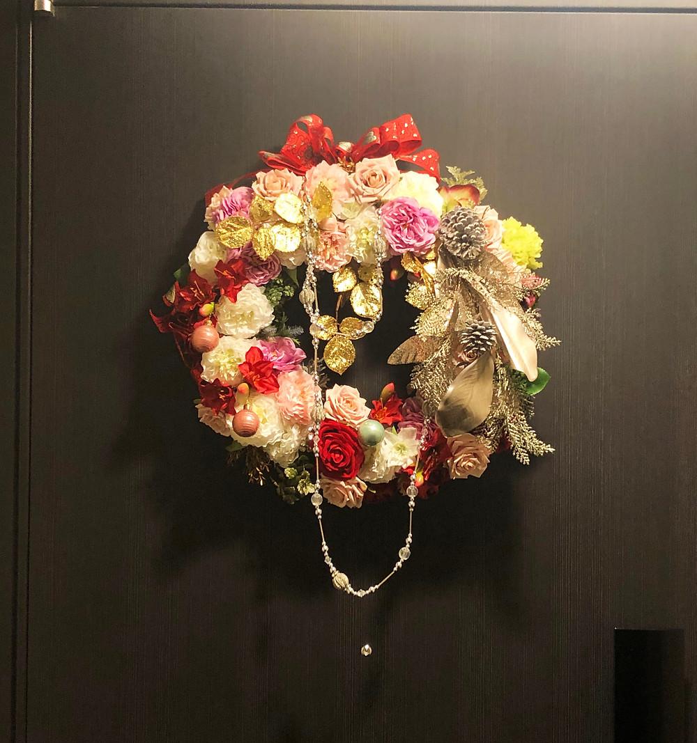 高級造花アーティフィシャルフラワーレンタル リース