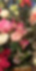アートフラワー、高級造花、シルクフラワーのレンタル商品見本