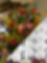 花スタンド、胡蝶蘭の大輪、白、ピンクの法人贈答花、ぎふと