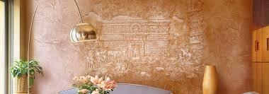 Історія декоративних штукатурок