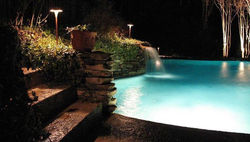 Pool Lighting By Castlelights