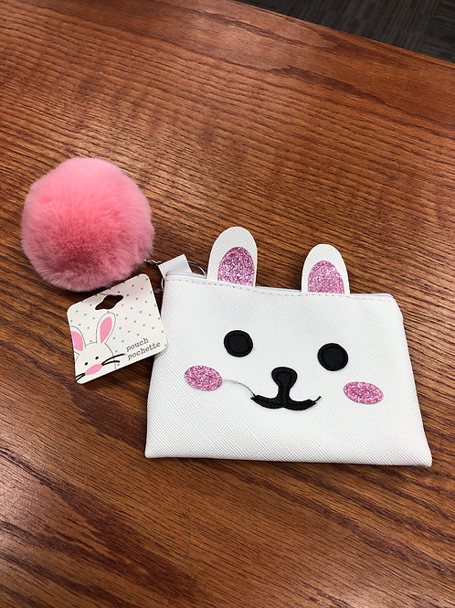 Easter Pouch, Bunny