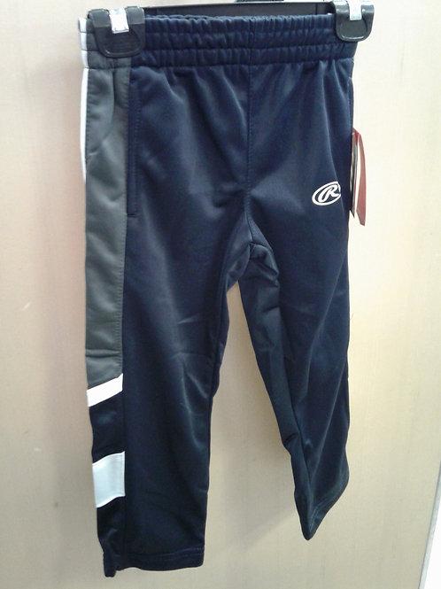 Rawlings track pant, navy, 4-7
