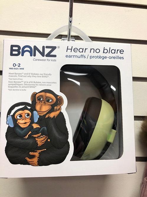 Baby Banz Earmuffs, Hearing Protection