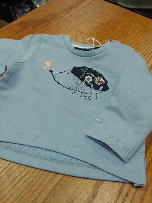 Tom Tailor sweater, hedgehog