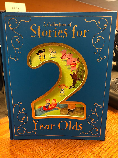 Stories for 2 Year Olds Book