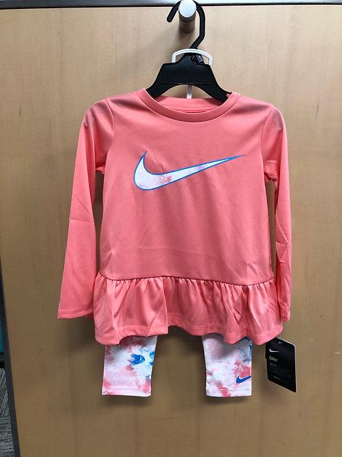Nike 2pc Tunic & Legging Set