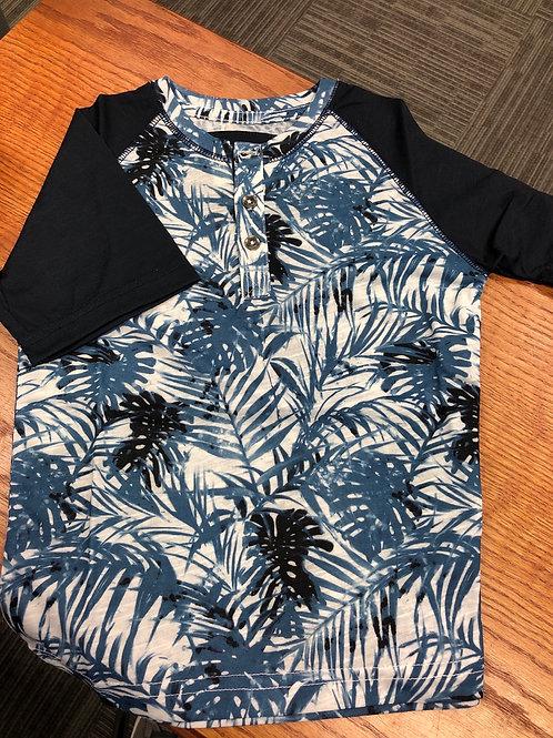 Burnside Henley Shirt, 4-6X
