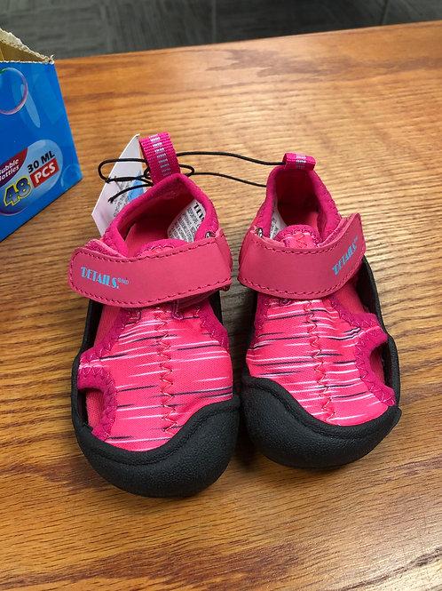 Infant Aqua Shoe, pink