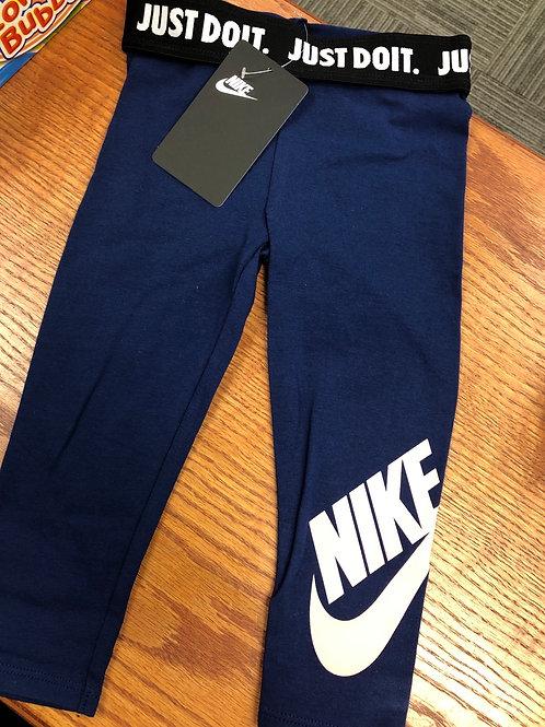 Nike Blue/Coral Legging