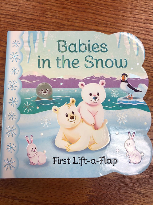Babies in the Snow Board Book