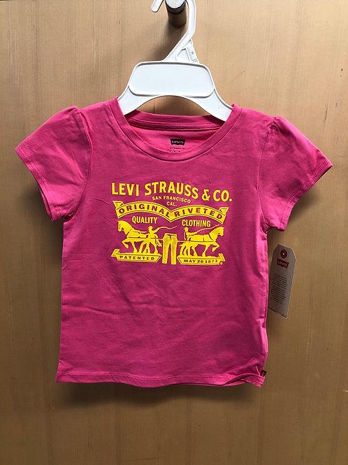 Levi's Tee, 4 - 6X