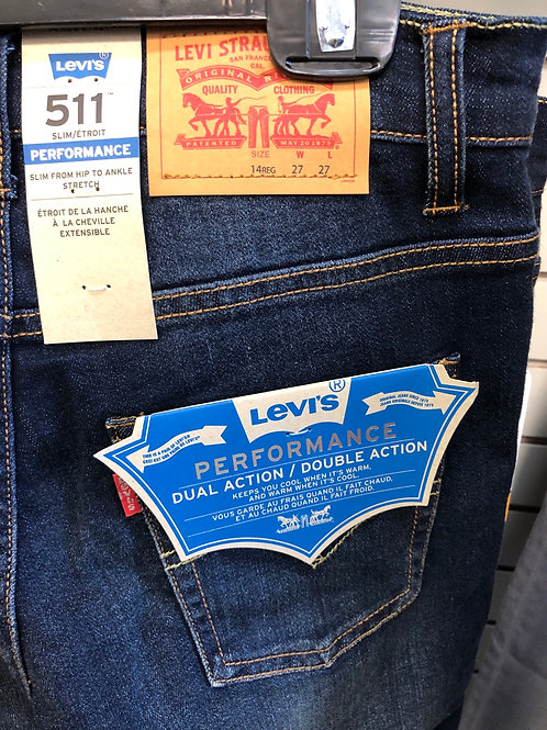 Levi's 511 Performance Stretch Denim Jeans