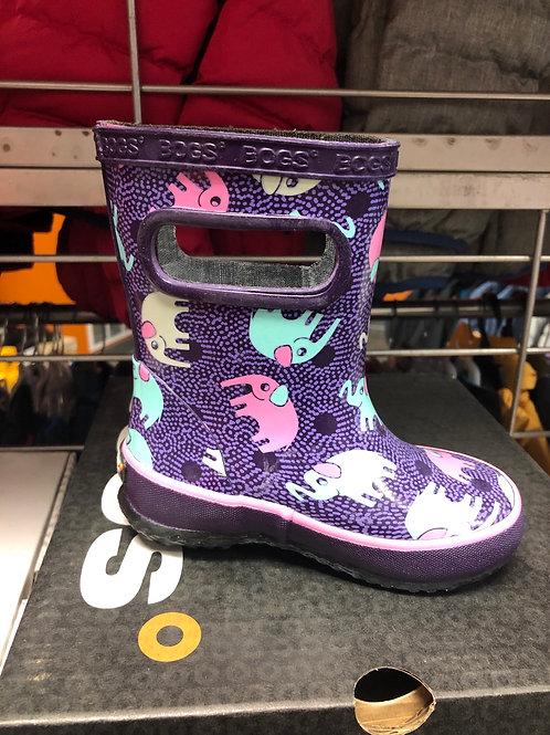 BOGS Toddler Rain Boot, Elephant