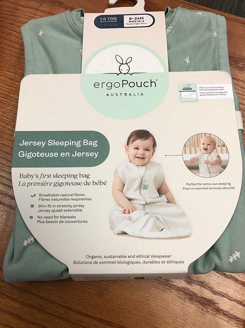 ergoPouch Jersey Sleeping Bag, 8-24m