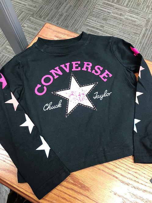 Converse L/sleeve Top