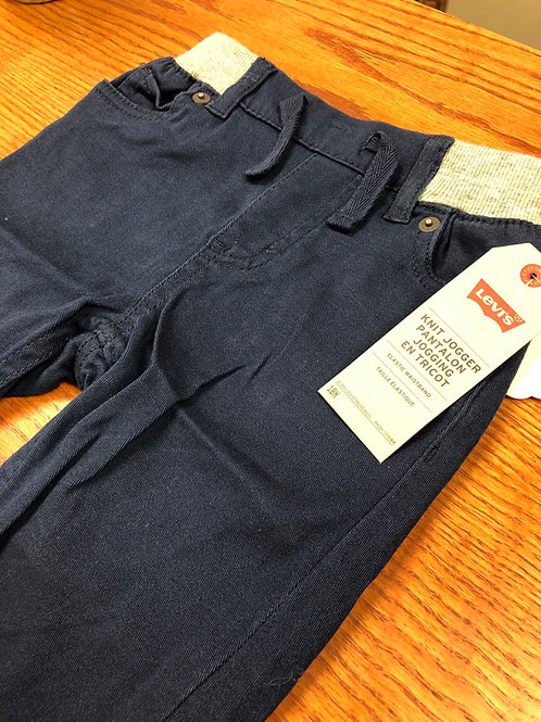 Levi's Knit Jogger, Navy
