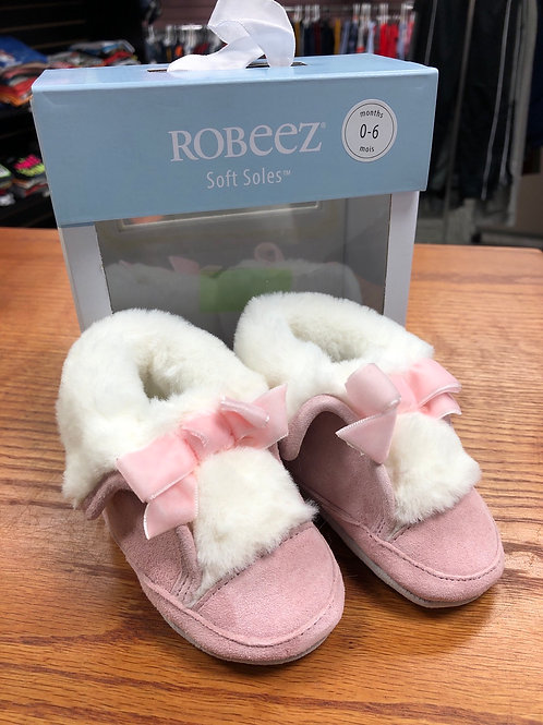 Robeez Cozies, Pink