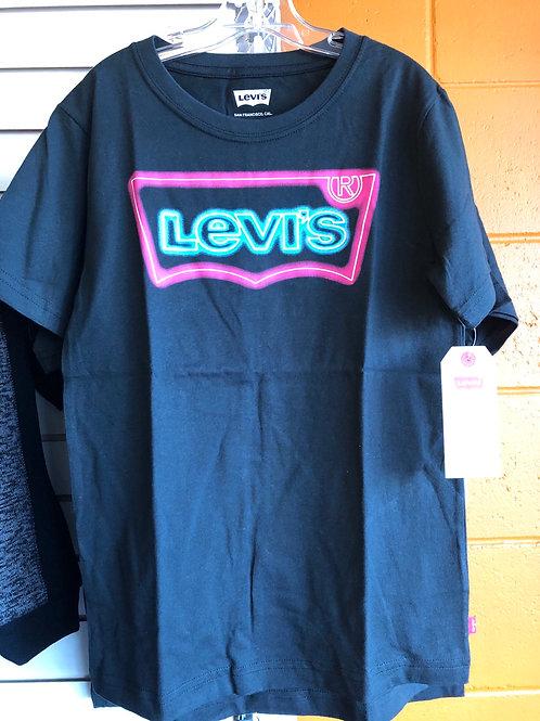 Levi's T-shirt, black