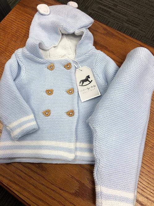 Rock a Bye Baby Knit Sweater & Pant Set