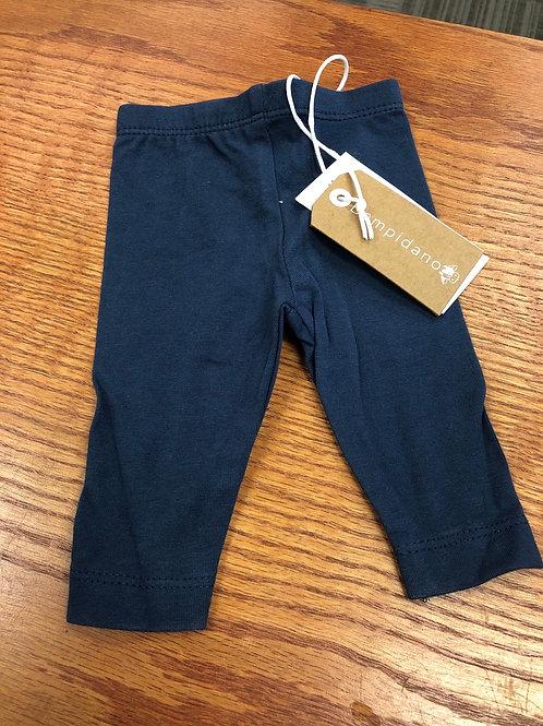 Bampidano Organic Cotton Legging, 0/1m - 6/9m