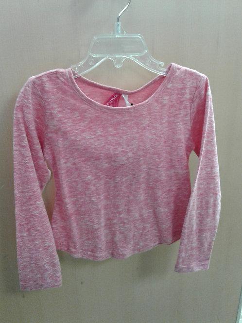 Cutie Patootie long sleeve top, pink