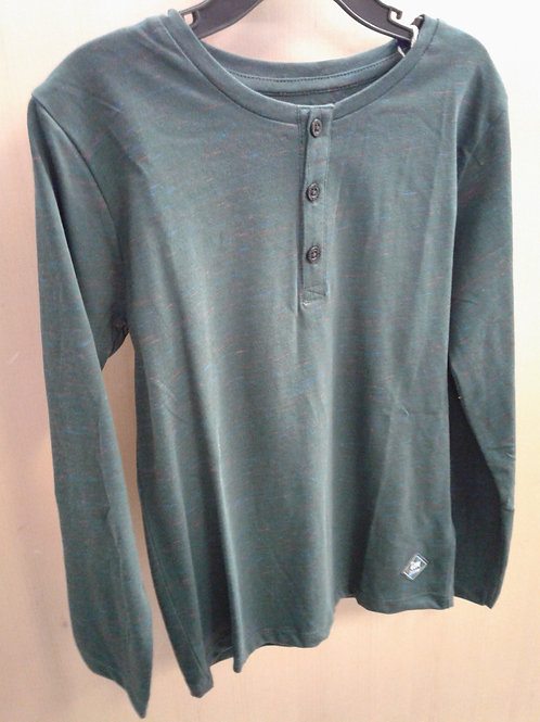 Tom Tailor long sleeve top, green