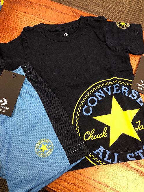 Converse Short Set, 2T - 4T