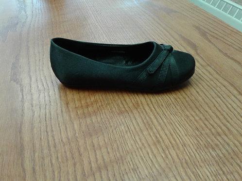 Black dress shoe, toddler