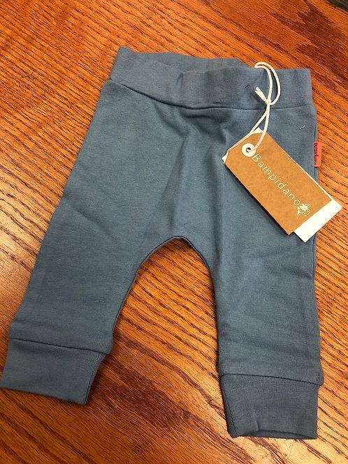 Bampidano Organic Cotton Trouser, 0/1m - 6/9m