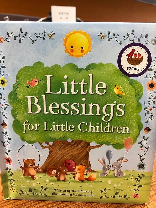 Little Blessings Book