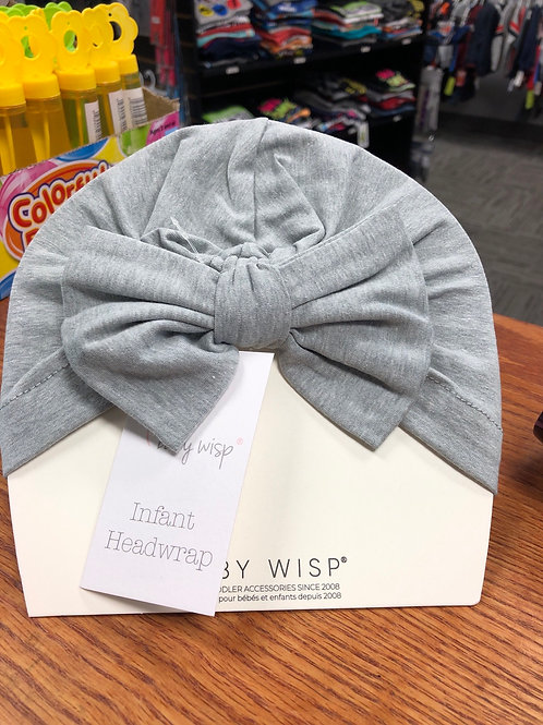 Baby Wisp Bow Hat