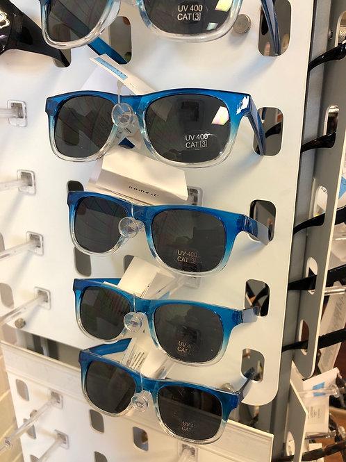 Sunglasses , blue