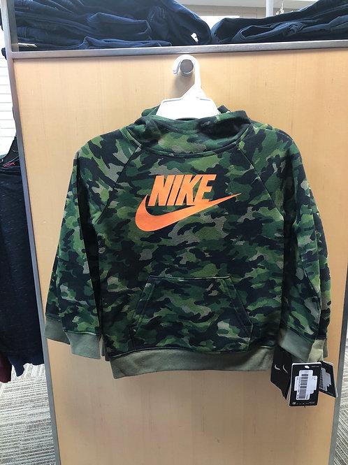 Nike Camo Hoodie, 4-7