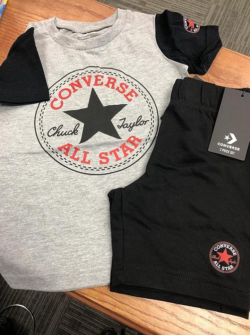 Converse 2pc Short Set, 4 - 7