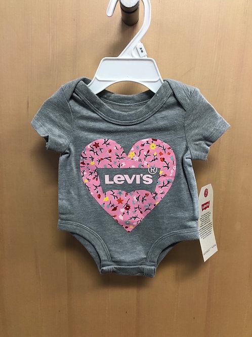 Levi's Bodysuit, NB - 9m