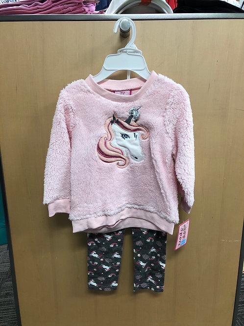 2pc Sweater & Legging Set, 4-6x