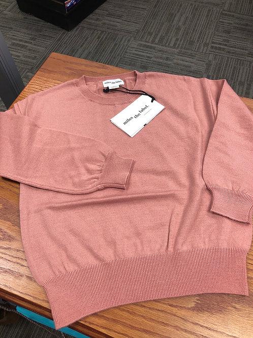 Miles Merino Wool Sweater, 2-6