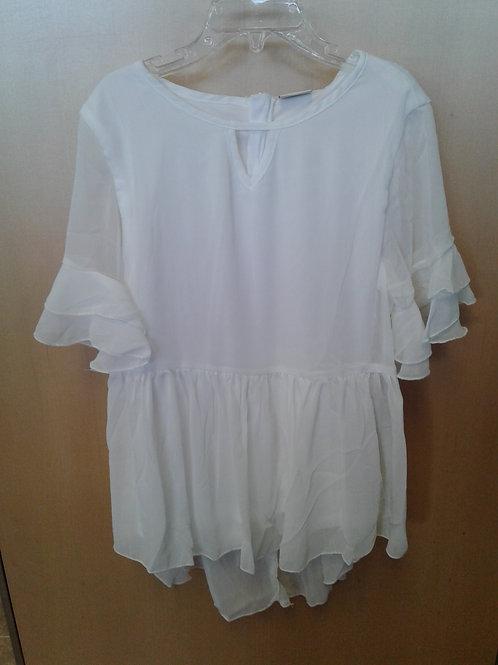 Name It white blouse