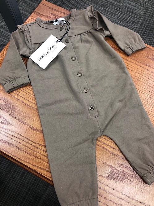 Miles Coverall, 3m - 24m