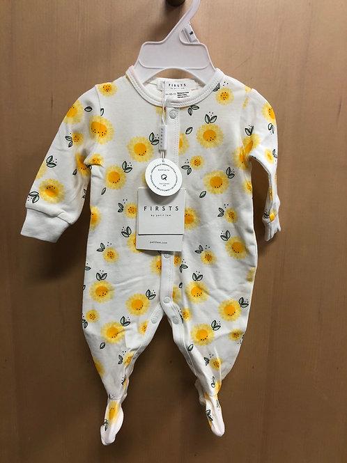 Petit Lem Firsts Sleeper, Sunflower