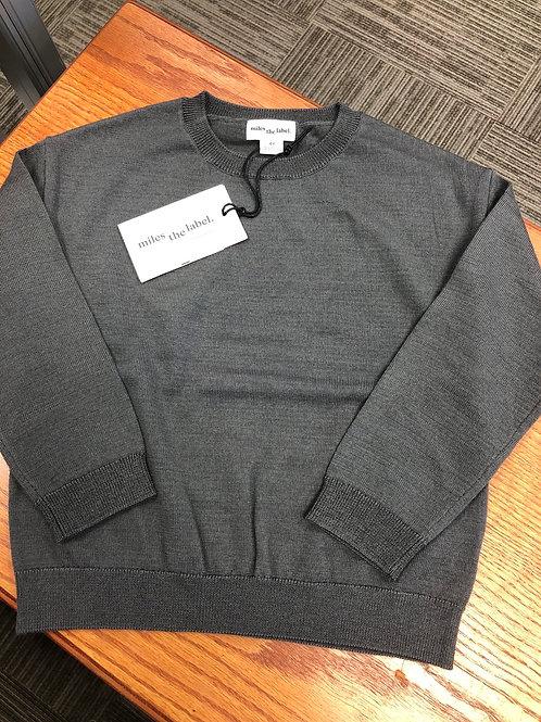 Miles Merino Wool Sweater, 2 - 6