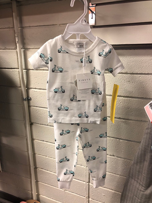 Petit Lem 2 pc pj set, Motorino