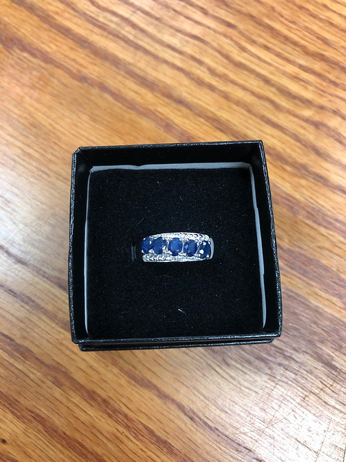 1.250ctw Sapphire Ring, Size 7