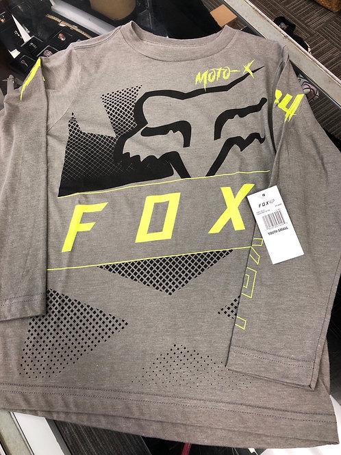 Fox L/S Tshirt