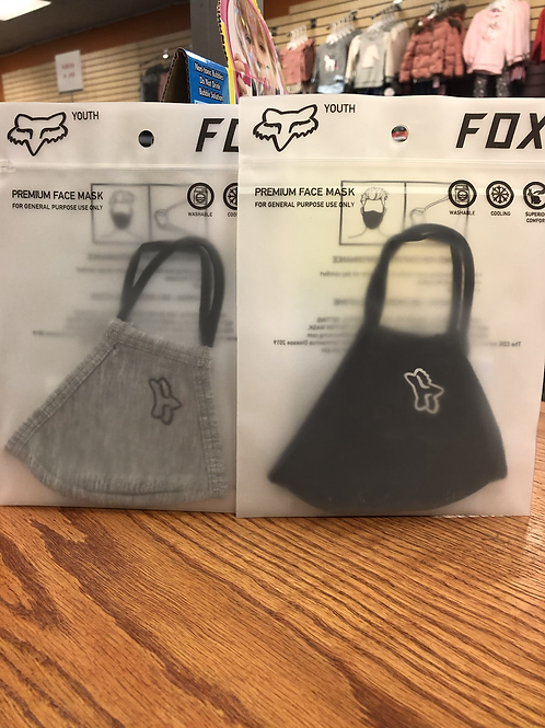FOX Youth Face Mask