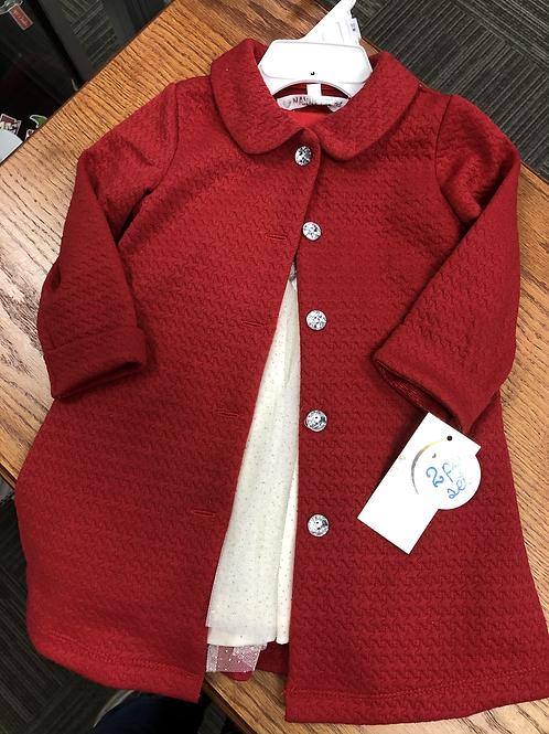Nannette 2pc Dress & Coat Set